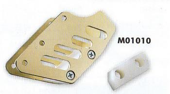 Aluminium Kettenführung, XR 600R 90-05