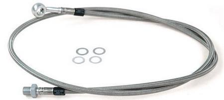 Stahlflex-Bremsleitungen, XR650R