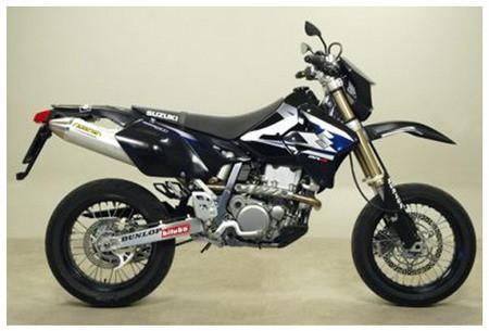 """ARROW """"Thunder"""" Racing Schalldämpfer, Suzuki DRZ 400SM 05-07"""