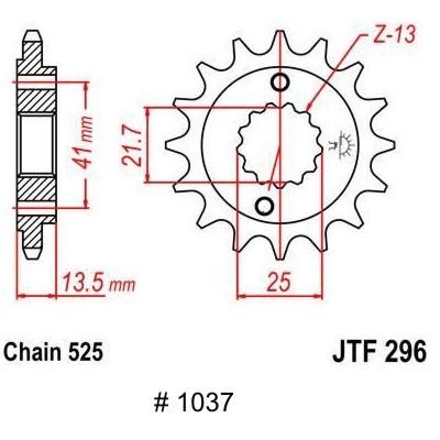 Motorritzel XL 600V/650V Transalp 89-06,