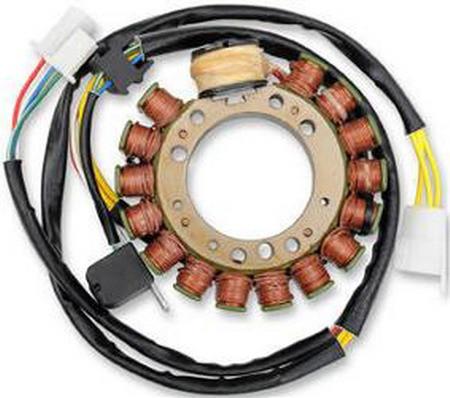 Lichtmaschinen-Stator, XR600 85-