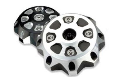 Aluminium Tankdeckel, XR400R