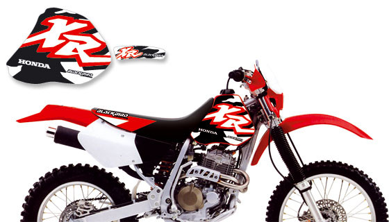 OEM-Style Dekorsatz XR400