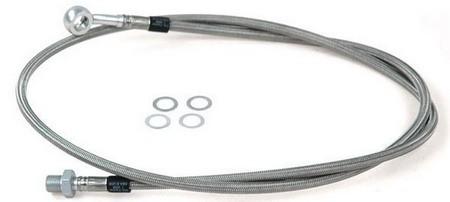 Stahlflex Bremsleitung, NX650 88-