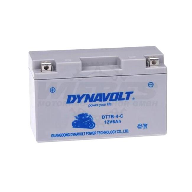 Batterie DYNAVOLT DT7B-4-SLA
