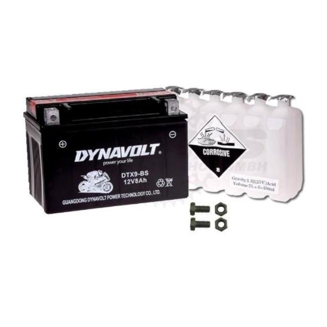 Batterie DYNAVOLT DTX9-BS