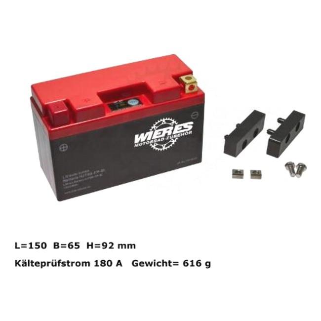 Lithium-Ionen Batterie HJT9B-FP