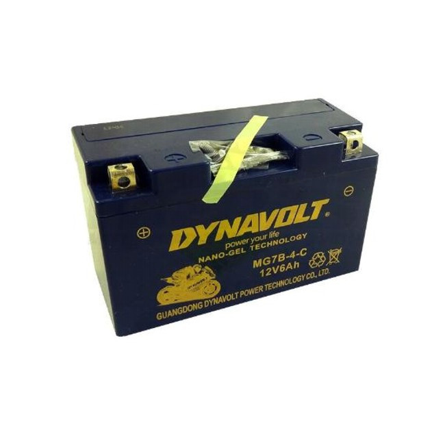 gel battery DYNAVOLT MG7B-4-GEL