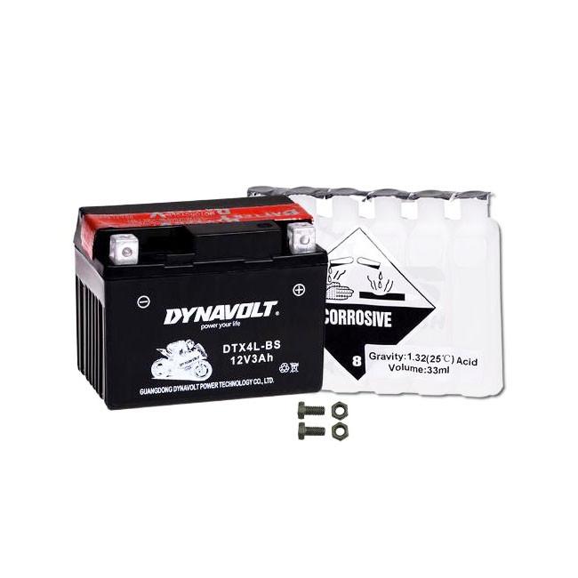 Batterie DYNAVOLT DTX4L-BS AGM