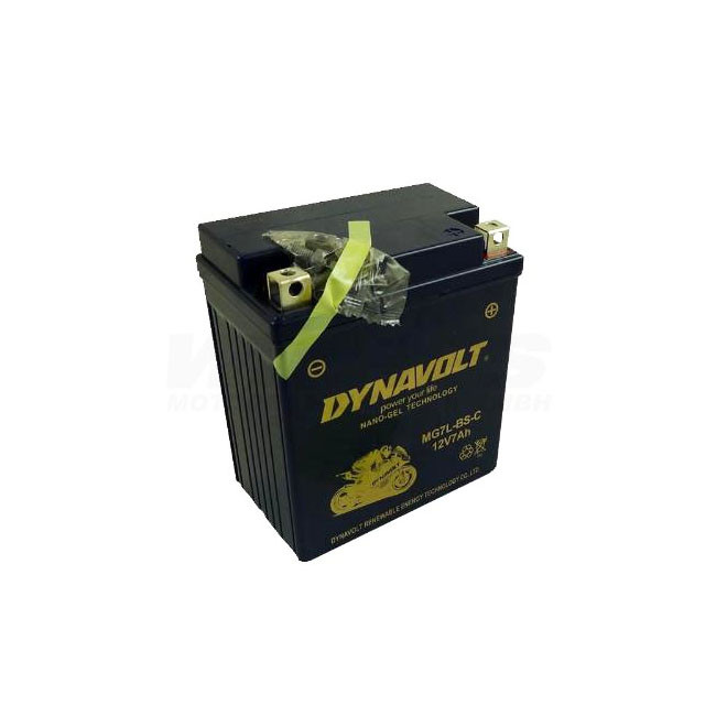 Gel-Batterie DYNAVOLT MG7L-BS-C GEL