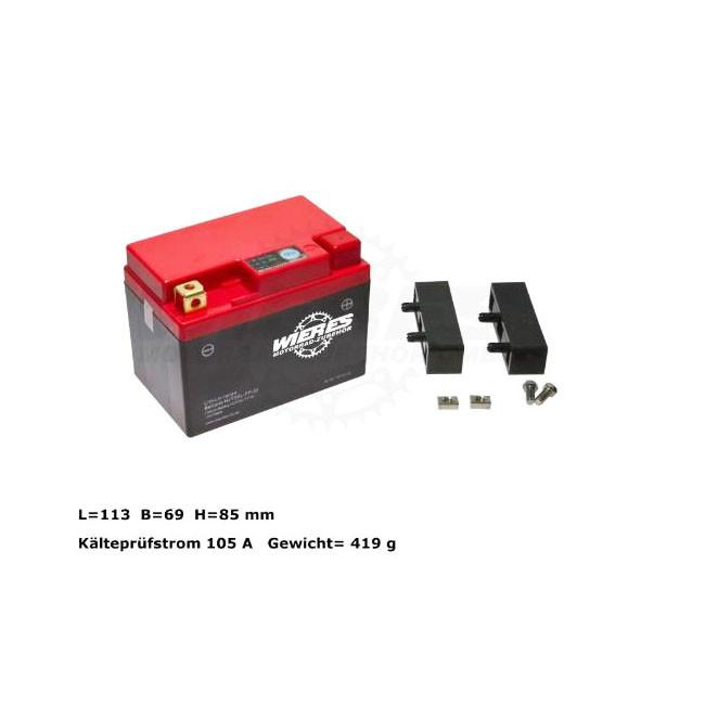 Lithium-Ionen Batterie HJTX9-FP