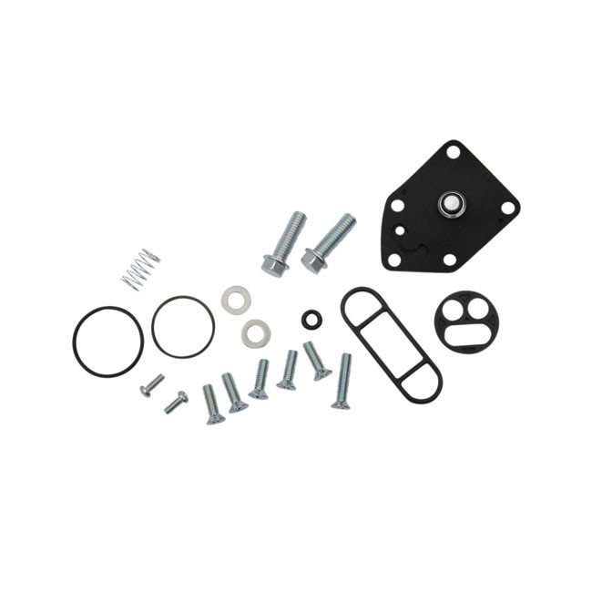 Petcock rebuild kit, DR 650 92-