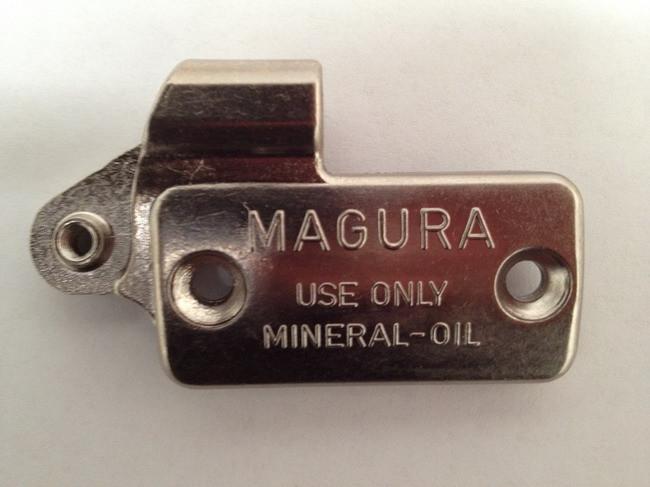 Deckel Ausgleichsbehälter, Magura 163