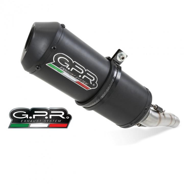 GPR GHISA NERO ABE Dämpfer, XR650R