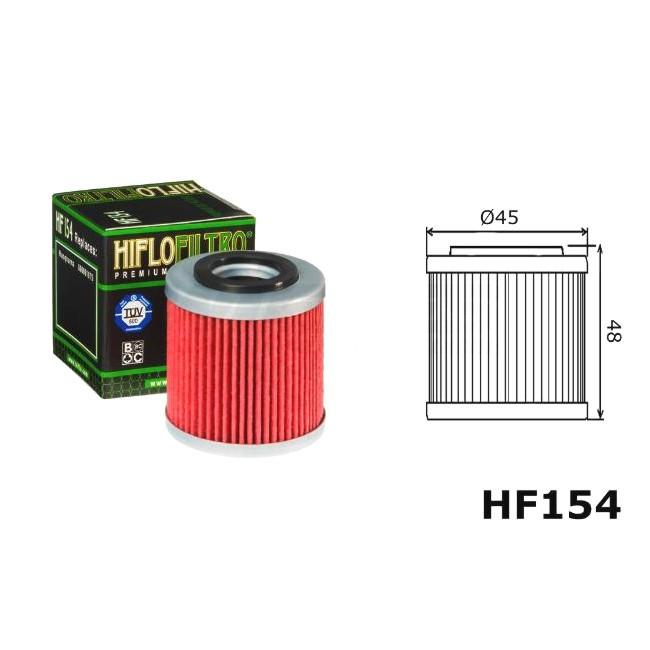 Ölfilter HQV, HF154