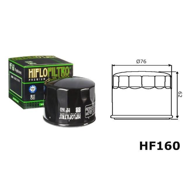 Ölfilter HQV, HF160