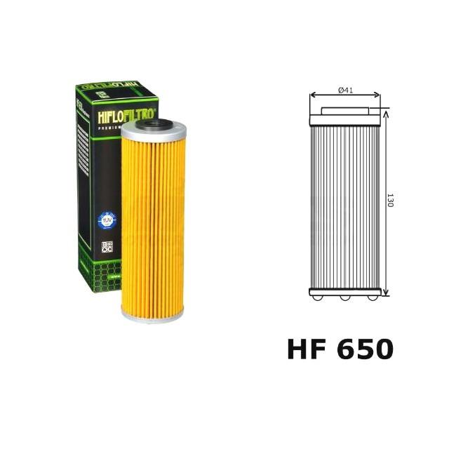 Ölfilter KTM, HF650