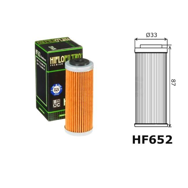 Ölfilter Husaberg FE 250 14