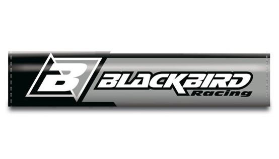 BLACKBIRD Lenkerpolster, grau