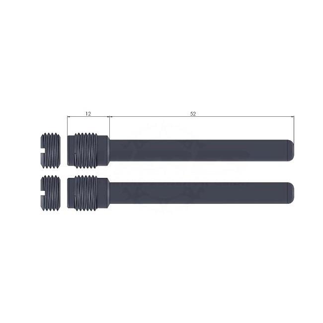 Bremsbelagstift, NX650 88-96