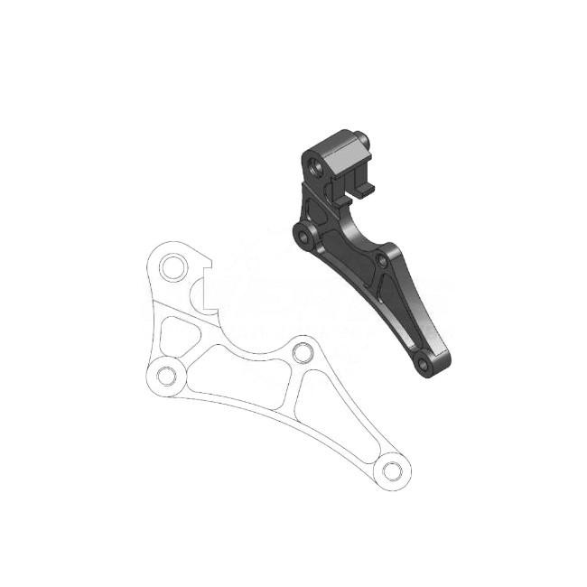 Motomaster STREET Adapter, XR600 91-