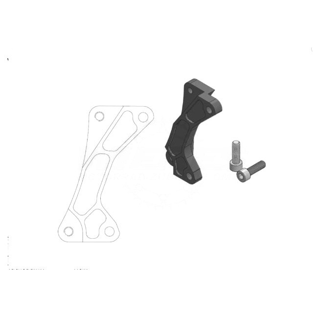 Motomaster STREET adapter, DRZ400