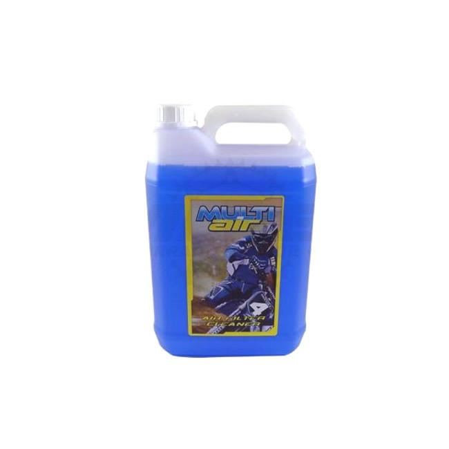 MULTI-AIR air filter cleaner fluid, 5 ltr