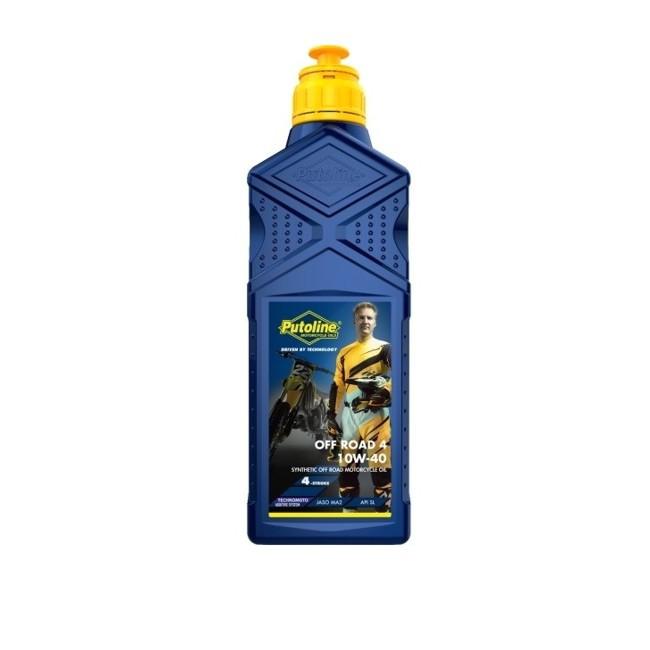 engine oil PUTOLINE OFFROAD 4, 10W-40, 1ltr