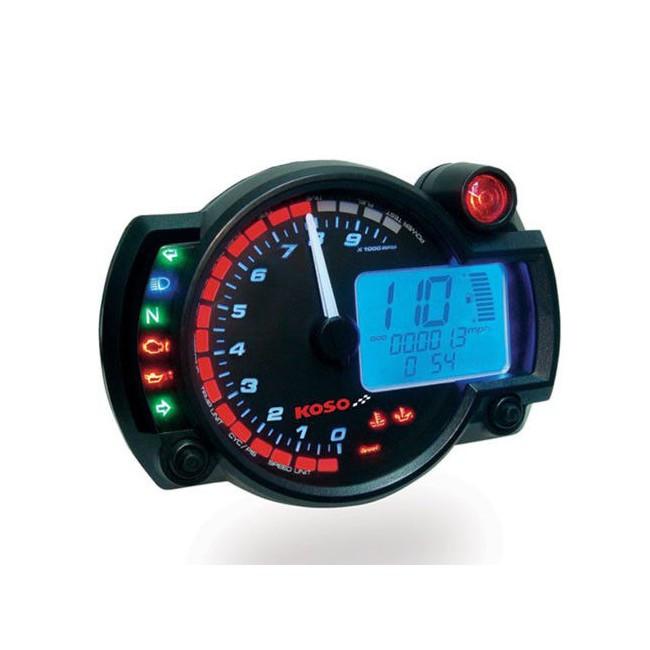 KOSO RX-2N+ Motorradcockpit, 10k rpm