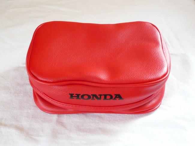 Werkzeugtasche XR600, rot