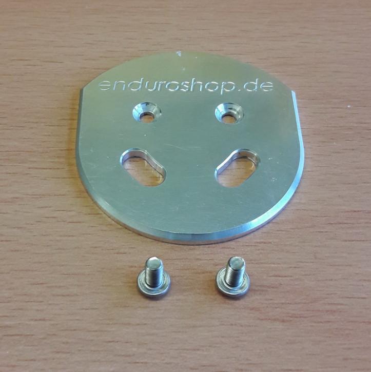 Aluminium Choke Platte XR400