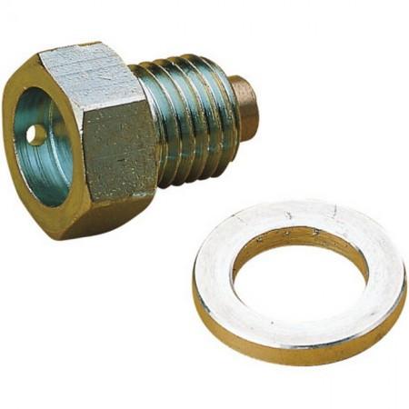 Ölablaßschraube m. Magnet, DR 650